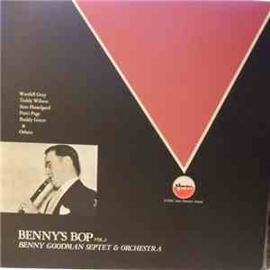 album Benny Goodman - Benny's Bop Vol.2 mp3 download