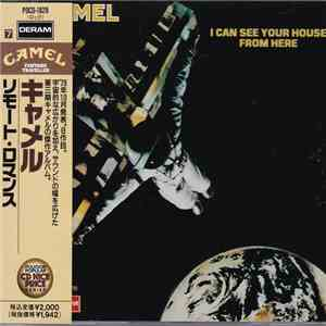 album Camel - I Can See Your House From Here mp3 download