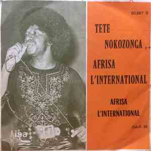 album Orchestre Afrisa L'International - Tete Nokozonga mp3 download