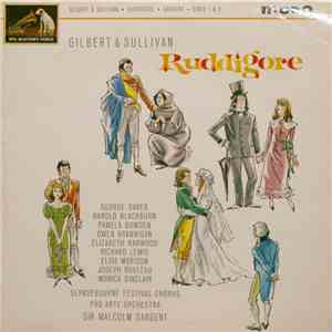 album Gilbert & Sullivan - Ruddigore, Or, The Witches Curse Sides 1 & 2 mp3 download
