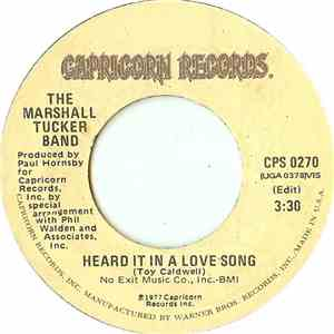album The Marshall Tucker Band - Heard It In A Love Song / Life In A Song mp3 download