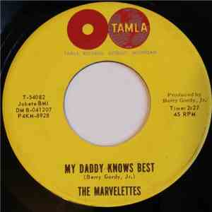 album The Marvelettes - My Daddy Knows Best / Tie A String Around Your Finger mp3 download