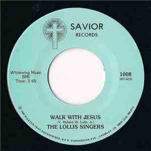 album The Lollis Singers - Walk With Jesus mp3 download