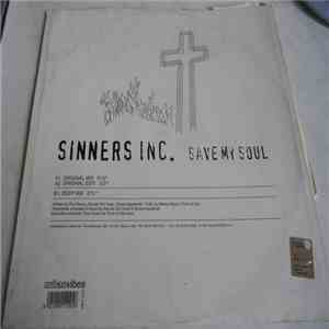 album Sinners Inc.  - Save My Soul mp3 download