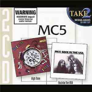 album MC5 - High Time / Back In The USA mp3 download