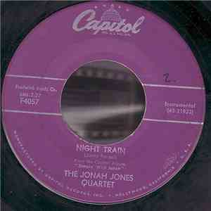 album The Jonah Jones Quartet - Night Train / Lots Of Luck Charley mp3 download