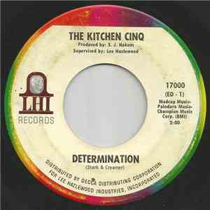 album The Kitchen Cinq - Determination / You'll Be Sorry Someday mp3 download