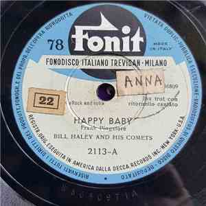 album Bill Haley And His Comets - Happy Baby / Dim, Dim The Lights mp3 download