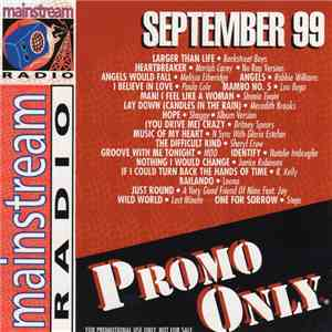 album Various - Promo Only Mainstream Radio: September 99 mp3 download