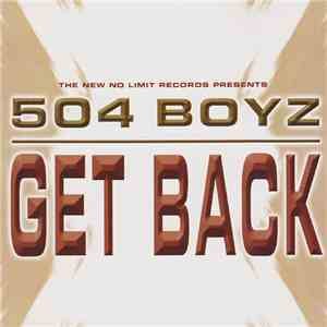 album 504 Boyz - Get Back mp3 download