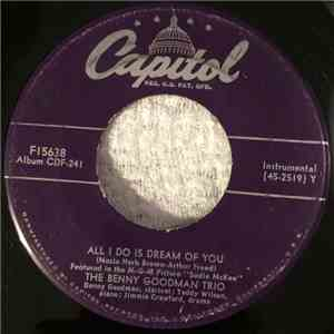 album Benny Goodman Trio, Al Casey And His Sextet - All I Do Is Dream Of You mp3 download