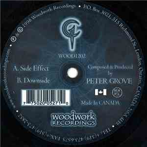 album Peter Grove - Side Effect mp3 download