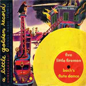 album Mitchell Miller And Orchestra - Five Little Firemen / Bach's Flute Dance mp3 download