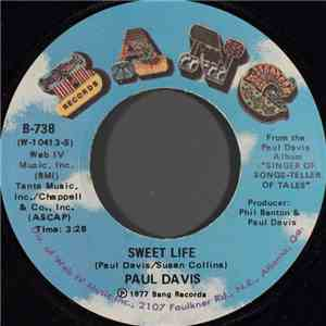 album Paul Davis  - Sweet Life mp3 download