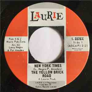 album The Yellow Brick Road - New York Times / I've Got Something On My Mind mp3 download