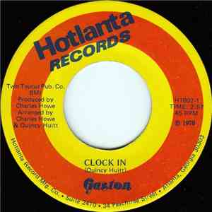 album Gaston  - Clock In / My Queen mp3 download