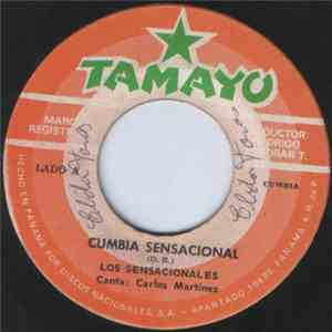album Los Sensacionales / Carlos Martinez  - Cumbia Sensacional mp3 download