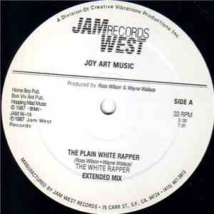 album The White Rapper - The Plain White Rapper mp3 download