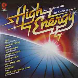 album Various - High Energy - All Original Hits All Original Stars mp3 download