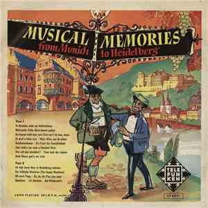 album Various - Musical Memories From Munich To Heidelberg mp3 download
