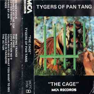 album Tygers Of Pan Tang - The Cage mp3 download