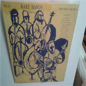 album Various - Rare Bands 1926-1931 Vol.6 mp3 download