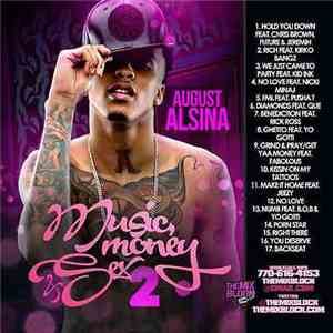 album August Alsina - Music, Money, & Sex 2 mp3 download