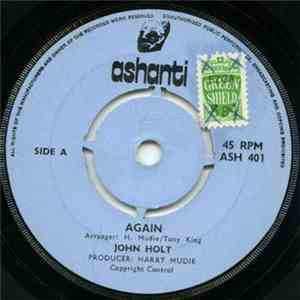 album John Holt - Again mp3 download