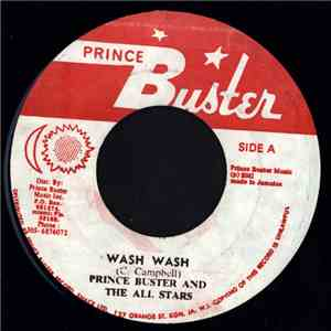 album Prince Buster And The All Stars - Wash Wash / Thirty Pieces Of Silver mp3 download