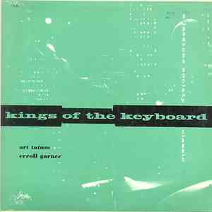 album Art Tatum and Erroll Garner - Kings Of The Keyboard mp3 download