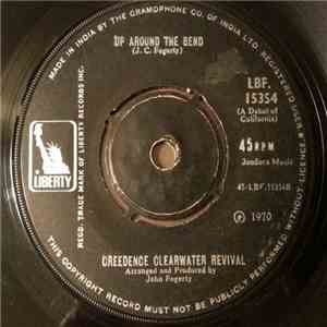 album Creedence Clearwater Revival - Up Around The Bend mp3 download