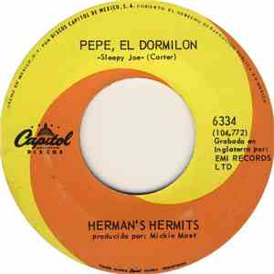 album Herman's Hermits - Pepe, El Dormilon (Sleepy Joe) mp3 download