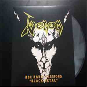 album Venom  - BBC Radio Sessions Black Metal mp3 download
