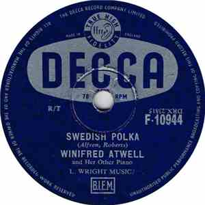 album Winifred Atwell - Swedish Polka / Tickle The Ivories mp3 download