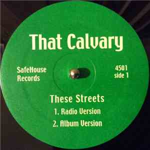 album That Calvary - These Streets / Do That mp3 download