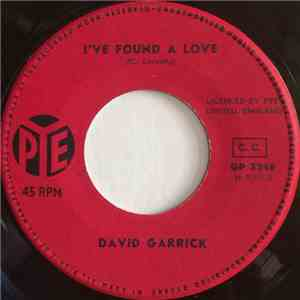 album David Garrick - I've Found A Love mp3 download