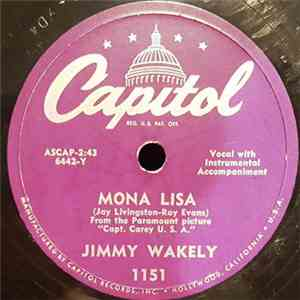 album Jimmy Wakely - Mona Lisa / Steppin' Out mp3 download
