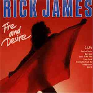 album Rick James - Fire And Desire mp3 download
