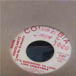 album Various - We Need A Little Christmas / It's Beginning To Look Like Christmas mp3 download