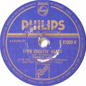 album Frankie Laine With Paul Weston And His Orchestra - Your Cheatin' Heart / I Believe mp3 download