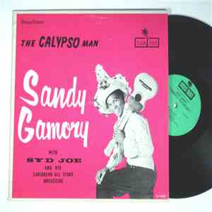 album Sandy Gamory With Syd Joe And His Caribbean All Stars Orchestra - The Calypso Man mp3 download