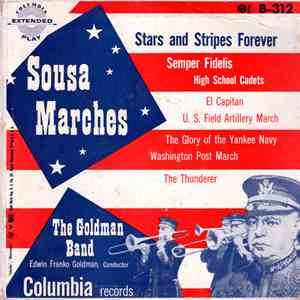 album The Goldman Band - Sousa Marches mp3 download