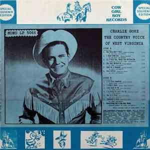 album Charlie Gore - The Country Voice Of West Virginia mp3 download