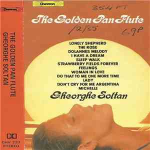 album Gheorghe Soltan - The Golden Pan Flute mp3 download
