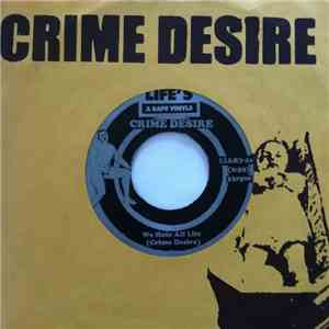 album Crime Desire - We Hate All Life mp3 download
