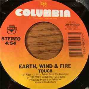album Earth, Wind & Fire - Touch mp3 download
