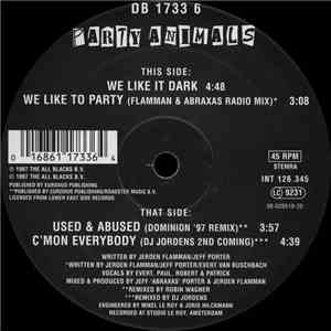 album Party Animals - Used & Abused mp3 download