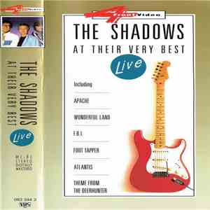 album The Shadows - At Their Very Best mp3 download
