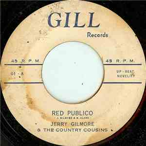 album Jerry Gilmore & The Country Cousins  - Red Publico mp3 download