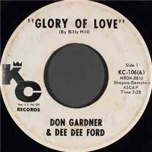 album Don Gardner & Dee Dee Ford - Glory Of Love mp3 download